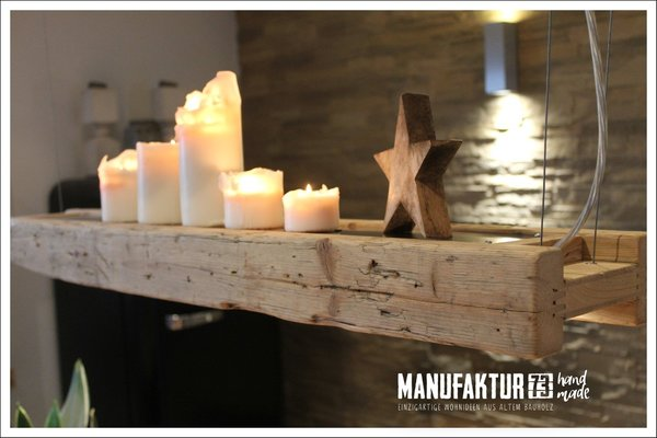 ★ Halogenlampe Timber ★ 100cm