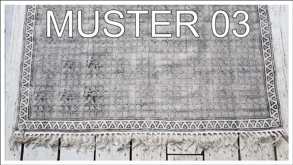 Teppich LUXOR - MUSTER 03